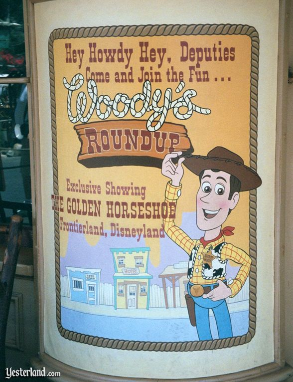 The All-New Woody's Roundup