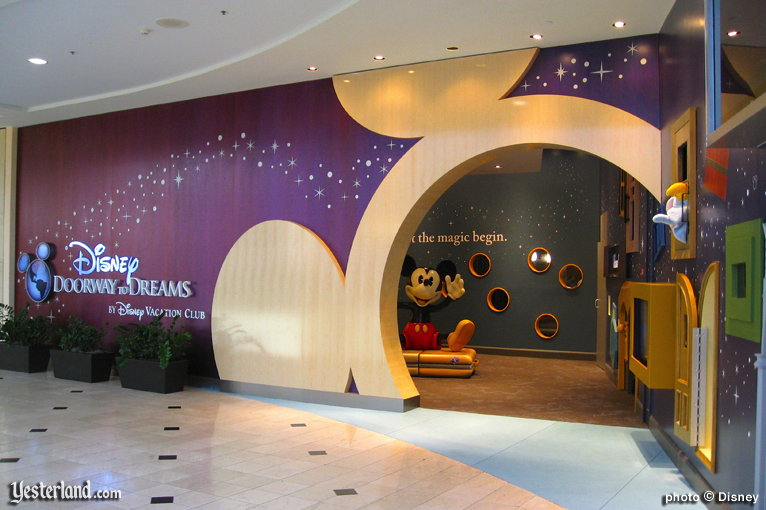 Disney's Doorway to Dreams at Roosevelt Field, Garden City, New York