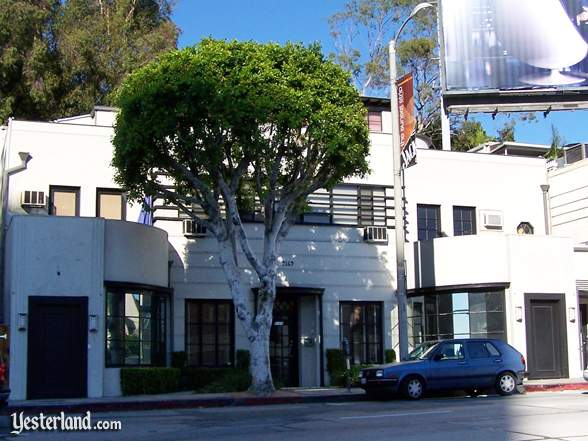 9169 W. Sunset Blvd. in West Hollywood