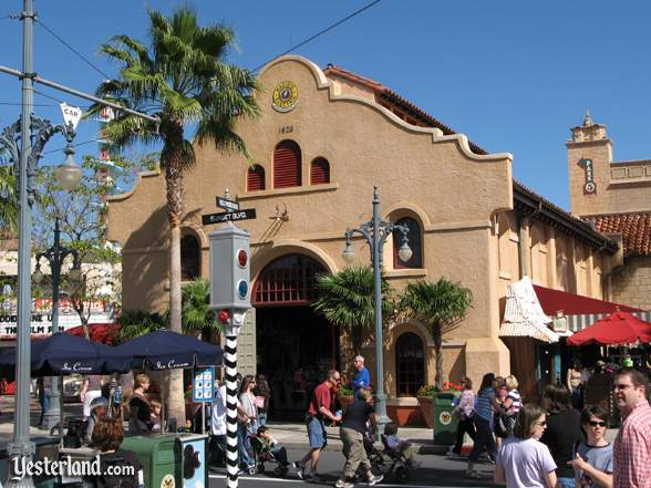 L.A. Prop Cinema Storage at Disney's Hollywood Studios
