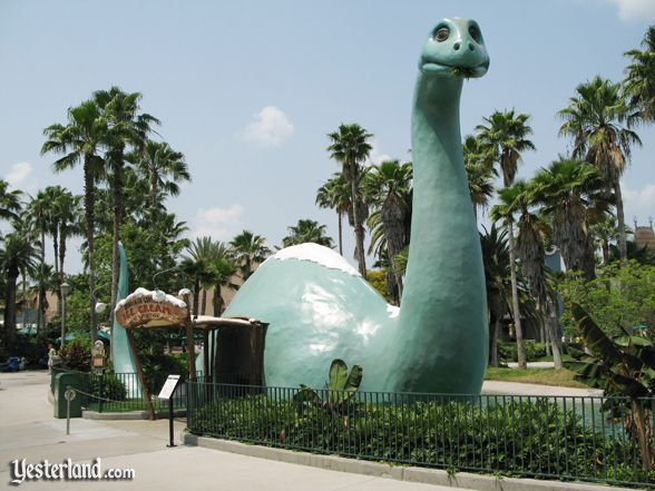 Disney: Dinosaur Gertie's Ice Cream of Extinction