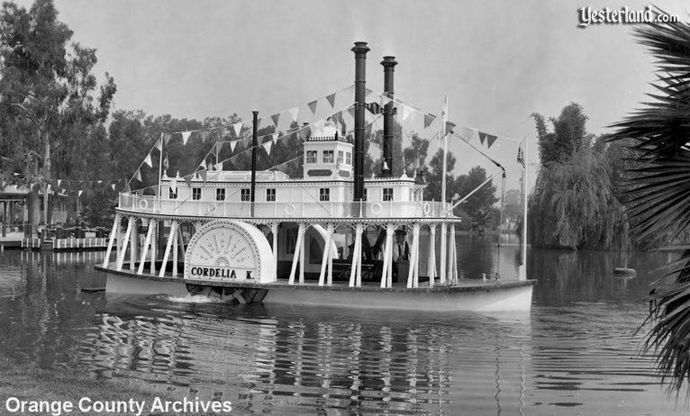 Historic Knott's Berry Farm Photo from Orange County Archives