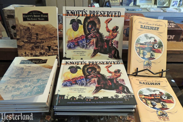 Knott's Preserved at Knott's Berry Fram
