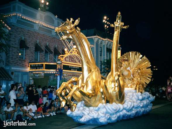 45 Yesrs of Magic Parade at Disneyland