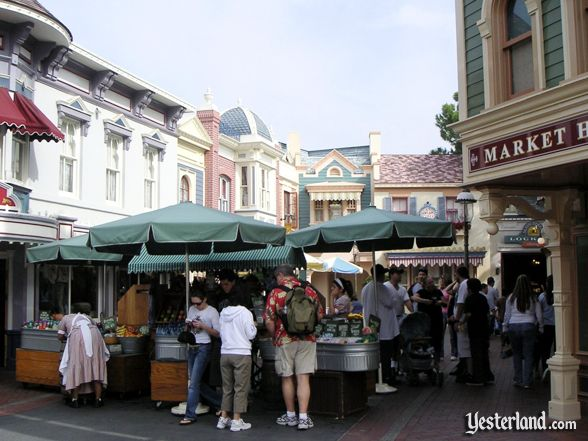 Photo of East Center Street at Disneyland