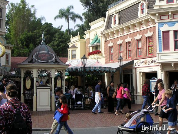Photo of West Center Street at Disneyland