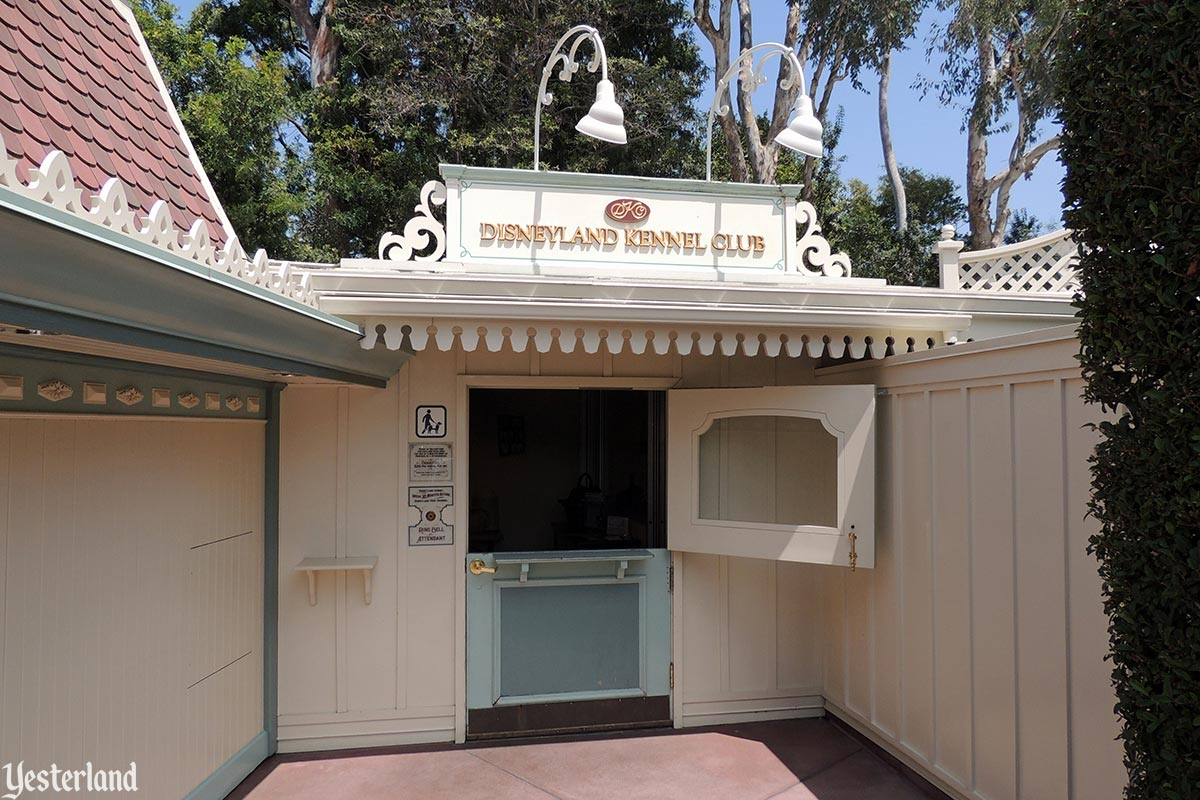 Disneyland Kennel Club