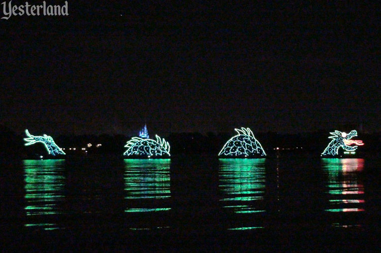 Electrical Water Pageant at Walt DIsney World