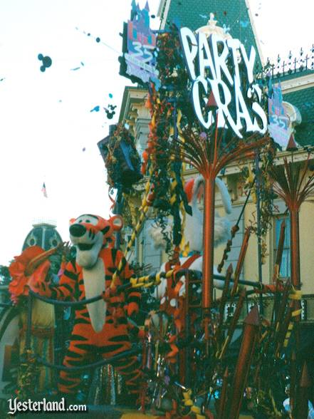 Party Gras Parade