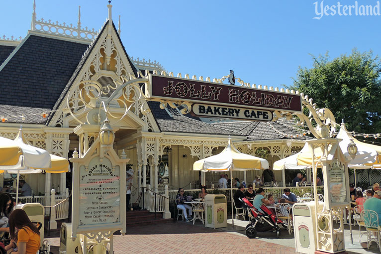 Jolly Holiday Bakery at Disneyland