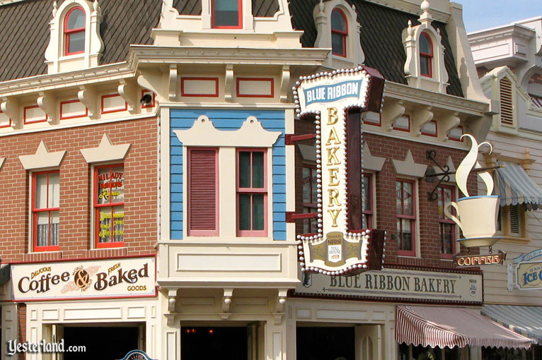 Blue Ribbon Bakery at Disneyland