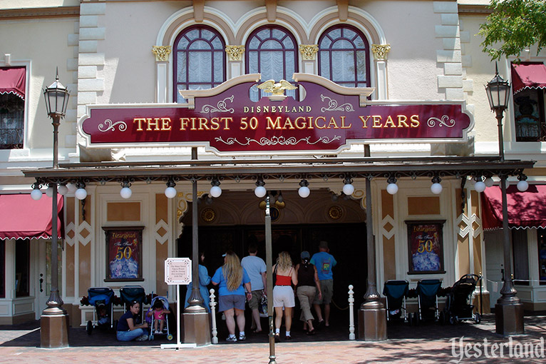 Disneyland, The First 50 Magical Years