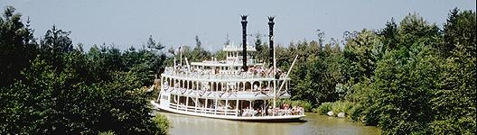 Photo of the Mark Twain,1959