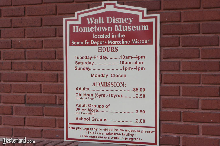 Walt Disney Hometown Museum