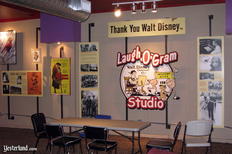 Walt Disney's Laugh-O-gram Films Building