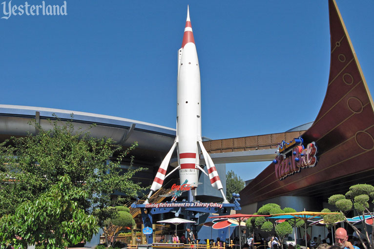 Moonliner III at Disneyland