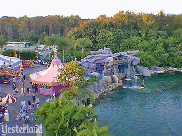 Ariel's Grotto at Magic Kingdom