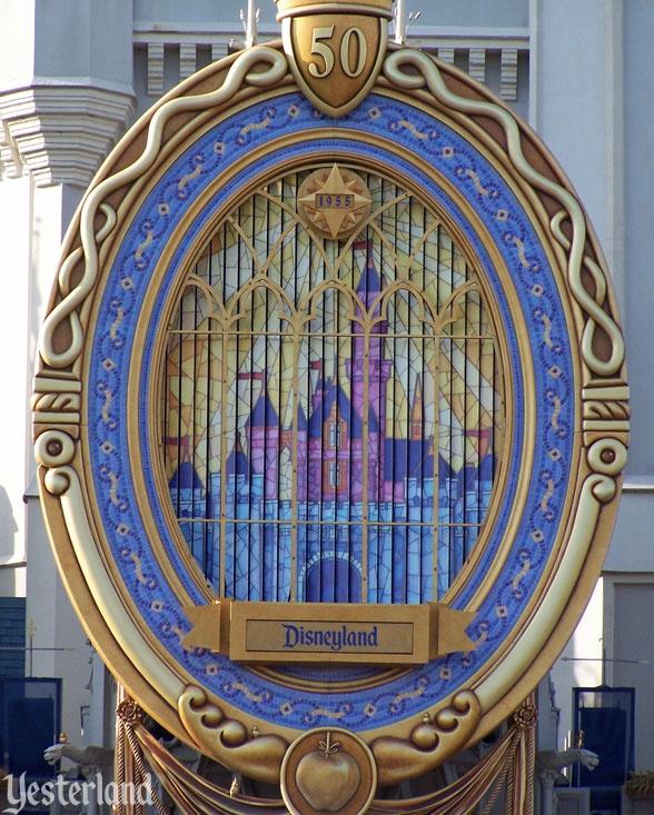 Magic Window on Cinderella Castle