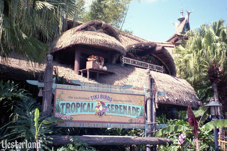 Tropical Serenade, Magic Kingdom, 1996