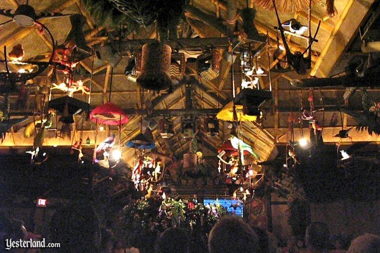 Yesterland Enchanted Tiki Room Under New Management