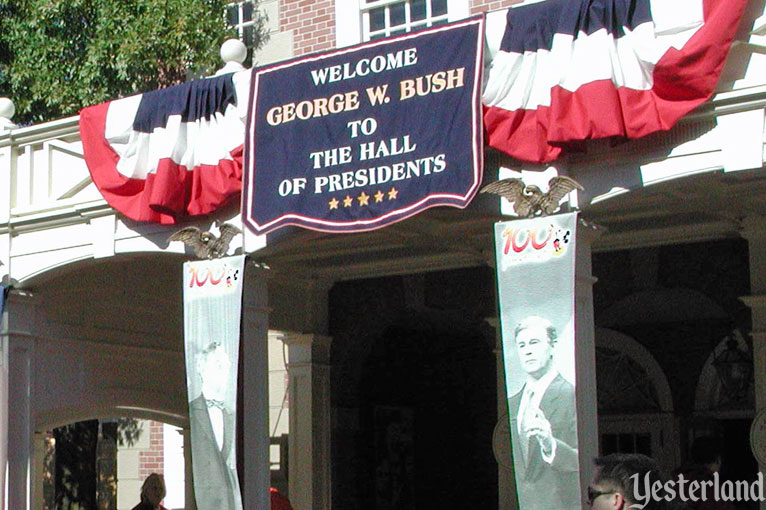 Hall of Presidents at Magic Kingdom Park, Walt Disney World