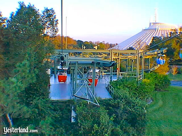Skyway at Magic Kingdom Park