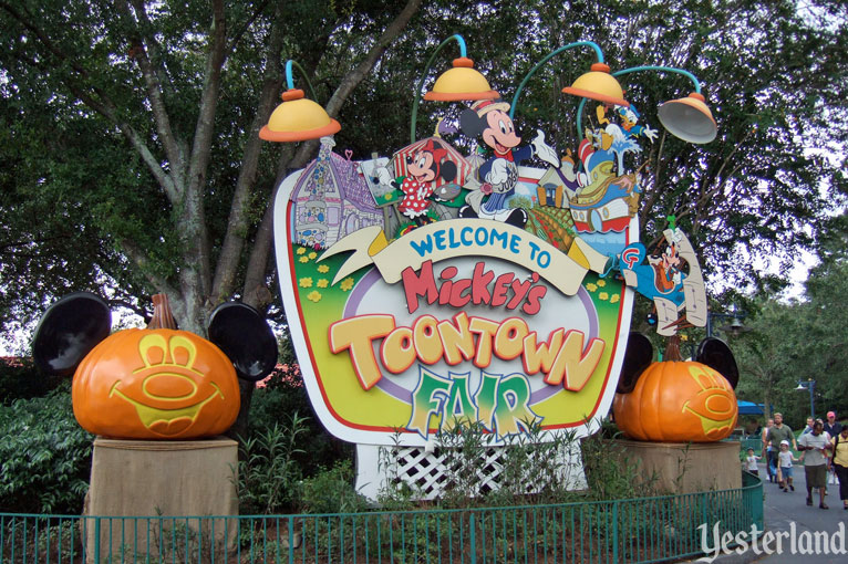 Mickey's Toontown Fair at Magic Kingdom Park