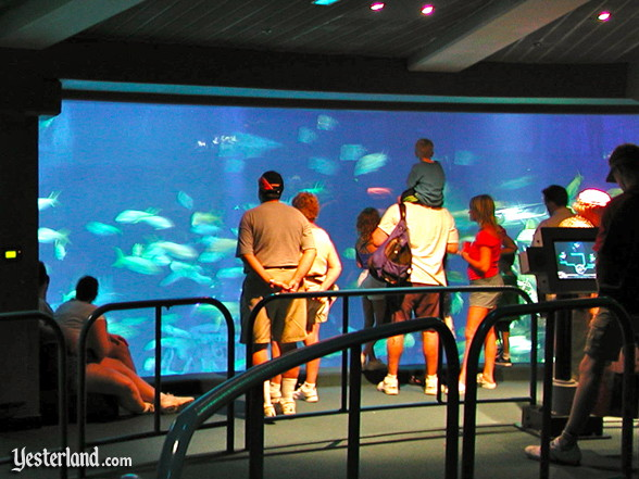 The Living Seas at EPCOT Center