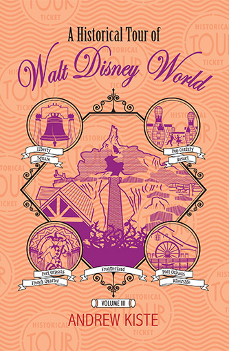 Sixteen New Books for Disney Park Fans