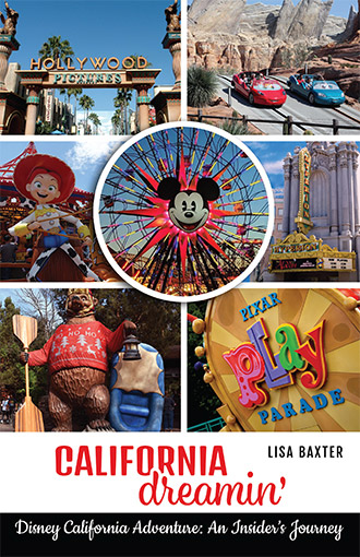 New Books for Disney Park Fans, 2020