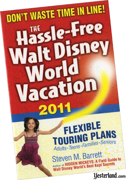 Scan of front cover of The Hassle-Free Walt Disney World Vacation