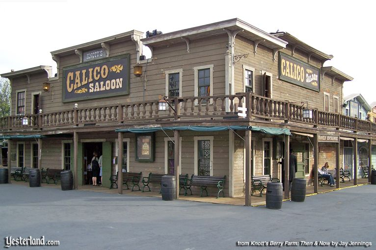 Knott's Berry Farm, Calico Saloon, 2010
