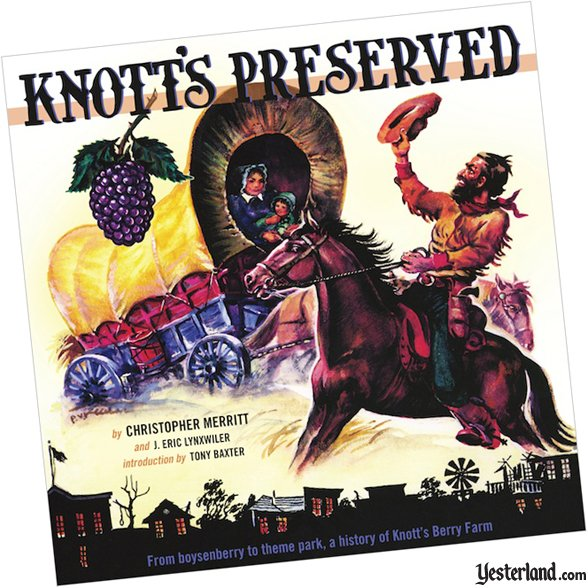 Knott's Preserved book cover