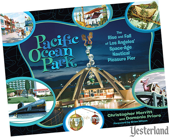 front cover: Pacific Ocean Park