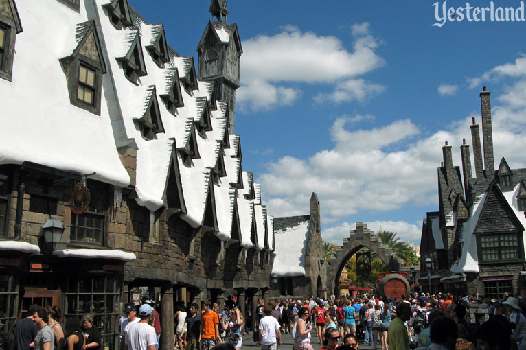 Wizarding World of Harry Potter at Universal's Islands of Adventure
