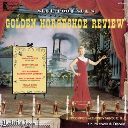 Golden Horseshow Review album cover