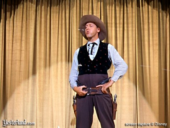 The Golden Horseshoe Revue on Walt Disney's Wonderful World of Color