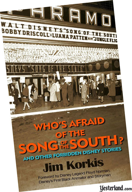 Cover: Who's Afraid of the Song of the South? And Other Forbidden Disney Stories
