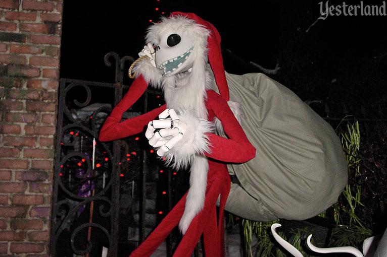 Yesterland Haunted Mansion Holiday