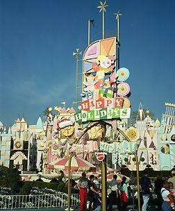 it's a small world holiday - day