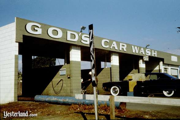 God's Car Wash