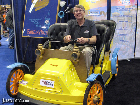 D23 Expo, 2009