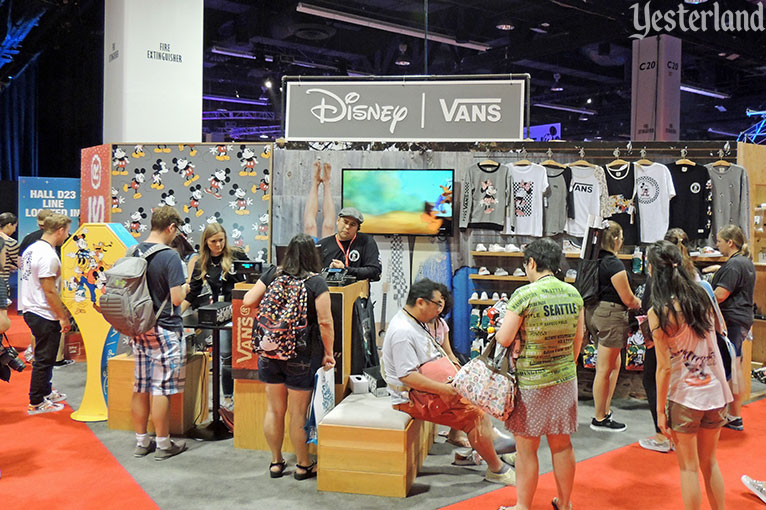 Yesterland Goes to D23 Expo, 2015
