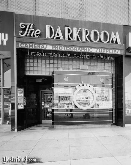 Historic photo of The Darkroom in Los Angeles