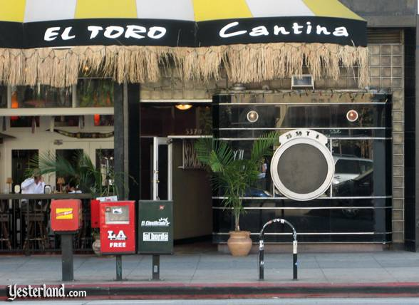 El Toro Cantina, formerly The Darkroom