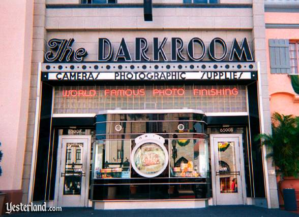 The Darkroom at Universal Studios Orlando