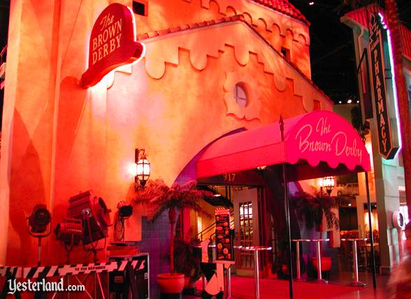 The Brown Derby at Disney Studios Paris