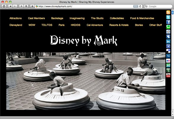 Disney by Mark