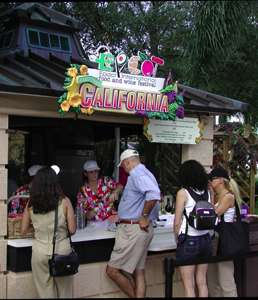 Photo of California marketplace