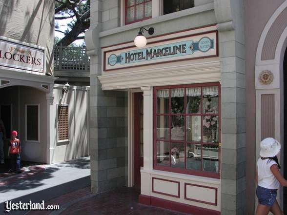 Hotel Marceline at Disneyland